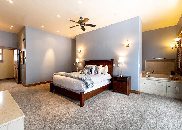 First baster bedroom