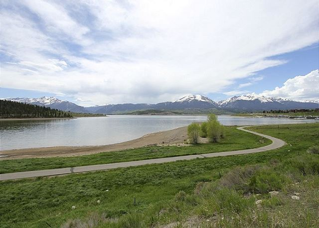 Lake Dillon Bike Path