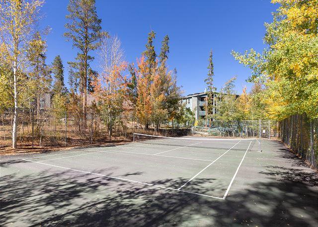 Tree House Tennis Court