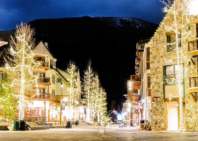 River Run Village in Keystone