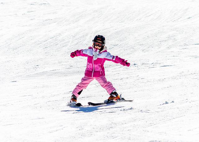 Ski School at the Mountain House Base Area