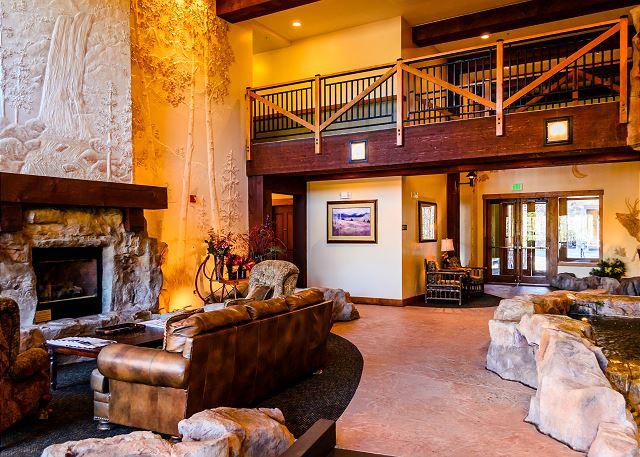 The Springs Lobby