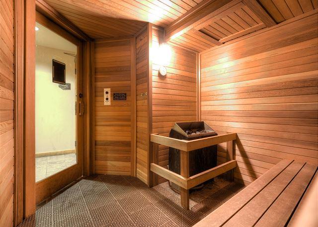 Shared Sauna