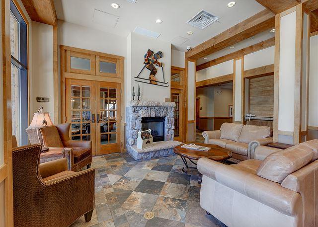 Buffalo Lodge Lobby