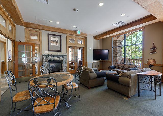 Buffalo Lodge Recreation Room