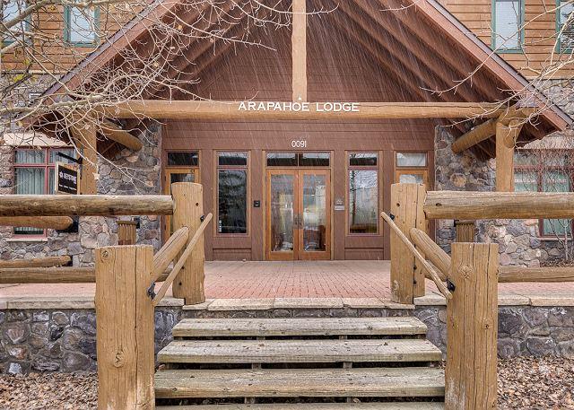 Arapahoe Lodge in Keystone