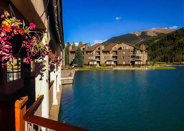 Lakeside Village in Keystone