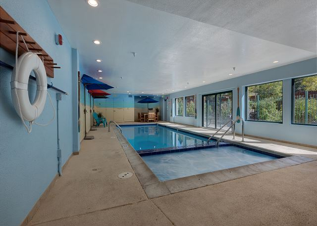 Shared Pool and Hot Tub