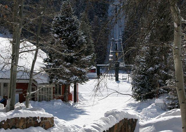 Mountain House Base Area