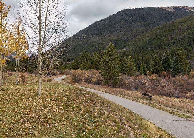 Nearby Walking and Biking Paths