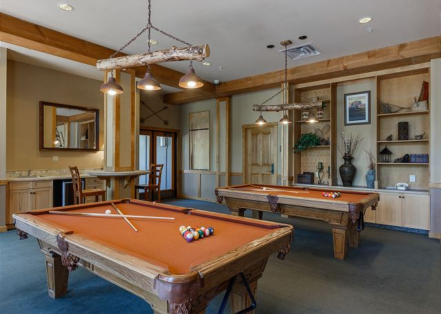 Buffalo Lodge Recreation Room