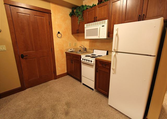 Master Bedroom Kitchenette
