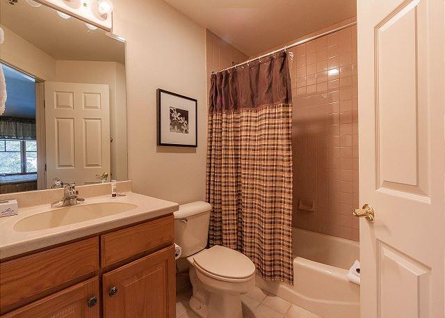 First Guest Bedroom En Suite Bathroom