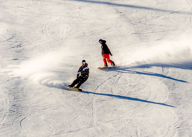 Take your pick of slopes with this central location! Visit Breckenridge, Copper Mountain, Keystone and Vail.