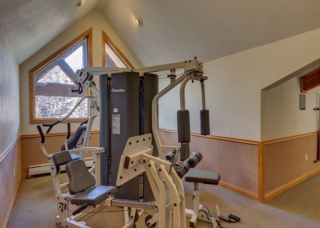 Shared Fitness Facilities