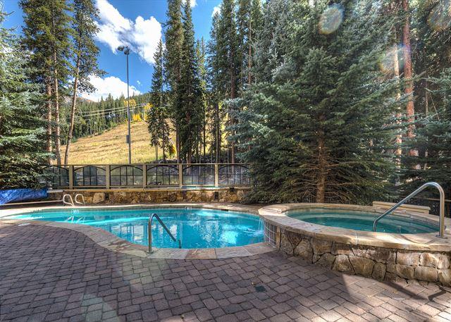 Shared Pool and Hot Tub