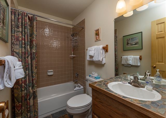 Guest Bathroom on  Main Level