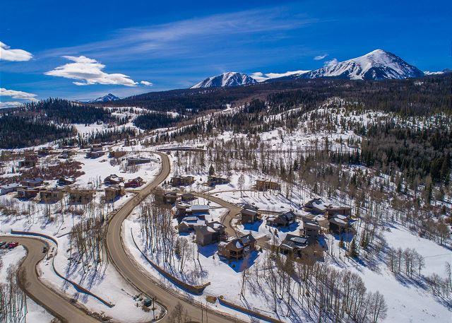 Summit Sky Ranch in Silverthorne, Colorado