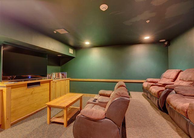 Shared Media Room