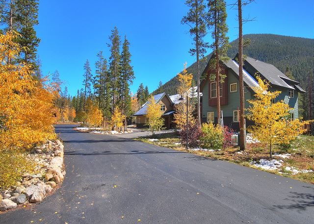 Ski Tip Townhomes #8723 in Keystone