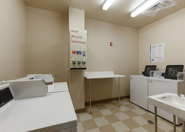 Coin-operated Laundry Facilities