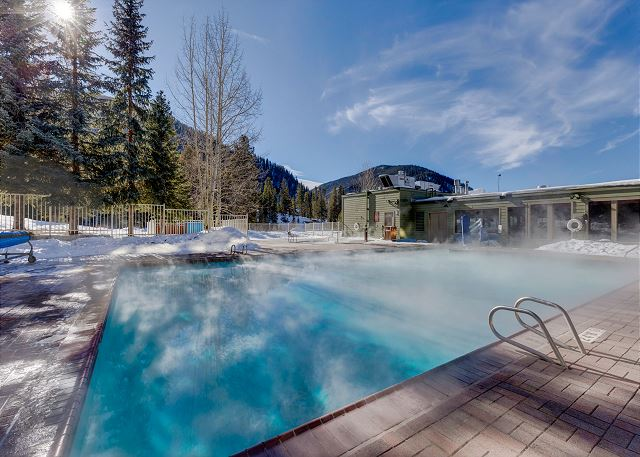 Keystone Lodge and Spa Pool