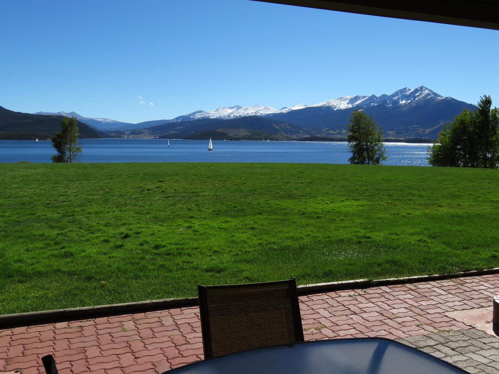 Lake Dillon Condos 104