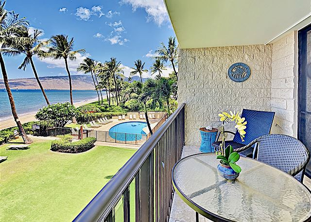 Kihei Beach Condominiums 304