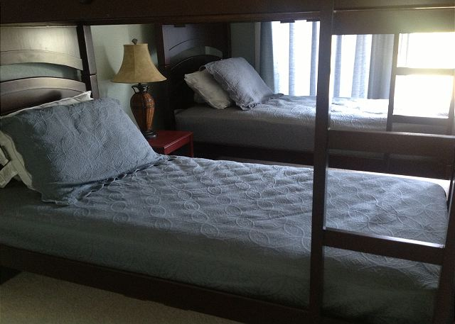 second bunk room