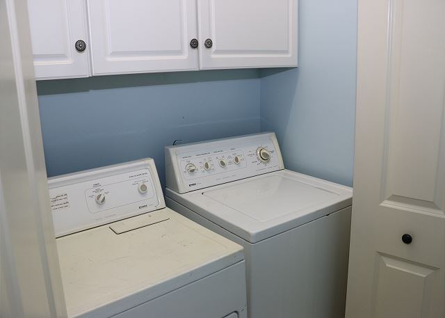 Big house washer and dryer