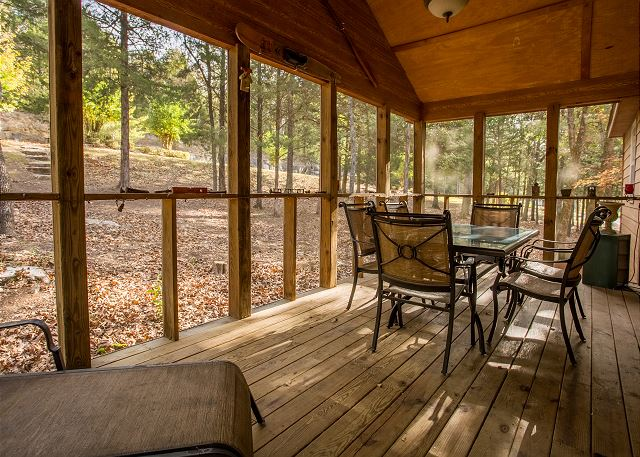 Stone S Throw Rental Cabins In Branson Mo Sunset