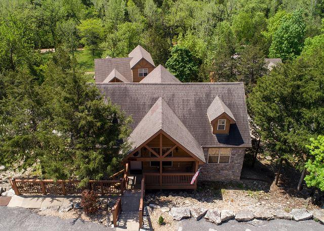 Dakota Lodge Cabin Rentals Branson Missouri Rental Cabins