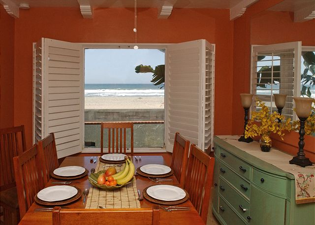 Perfect 5 Bedroom House, Ocean Front with beautiful  view and a large patio - San Diego, California