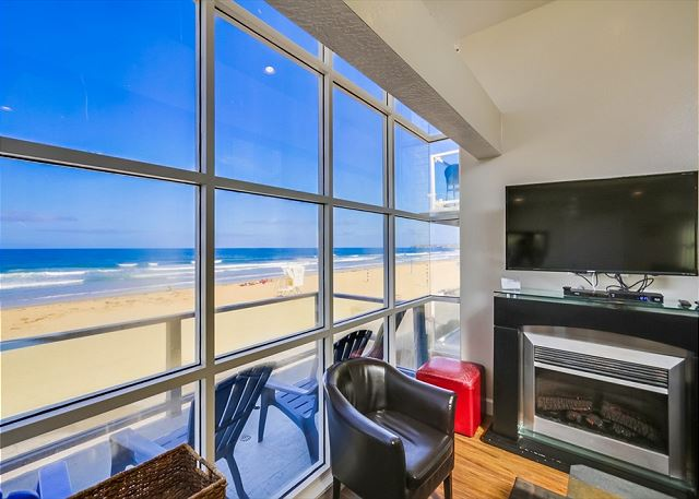 Vacation Rental On The Boardwalk In Mission Beach 3587
