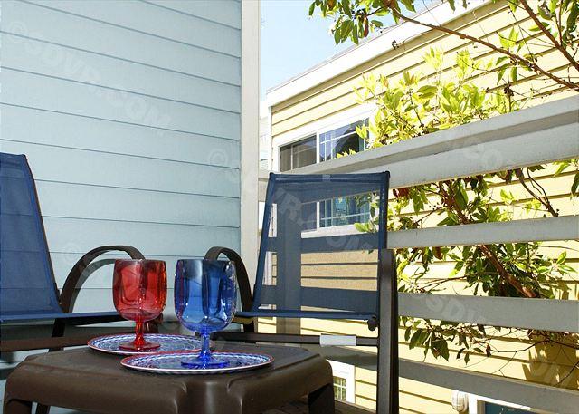 North Mission Beach Bayside Rental 816 Monterey Court