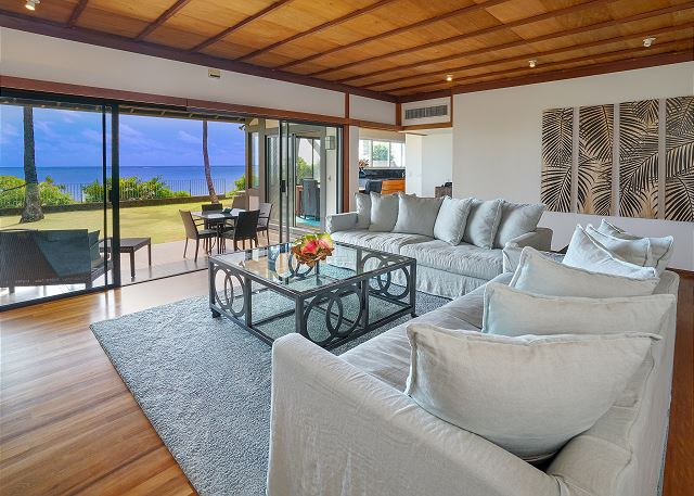 Pacific house beachfront honolulu hawaii beach homes