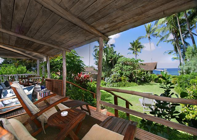 * Koi Pond Cottage - Beachside