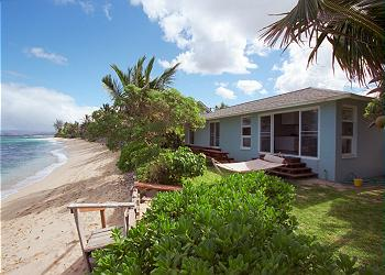 The Gallery For Hawaii Beach House View