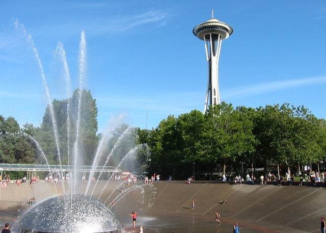 Seattle Center is minutes away!