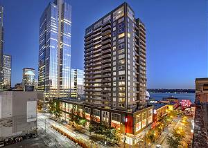 Newmark Tower Seattle Suite