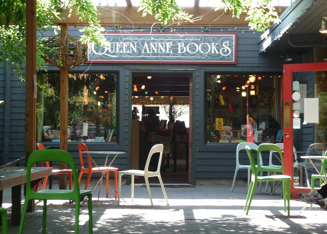 Queen Anne is a charming neighborhood full of unique shops and restaurants