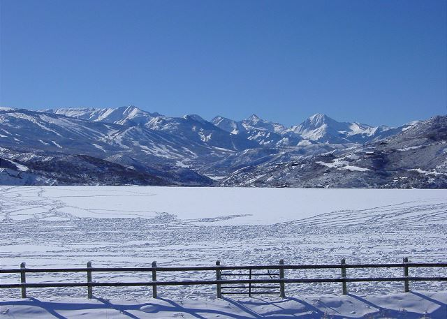 Snowmass Mountain Range