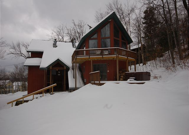 Exterior Picture of Property (Winter)
