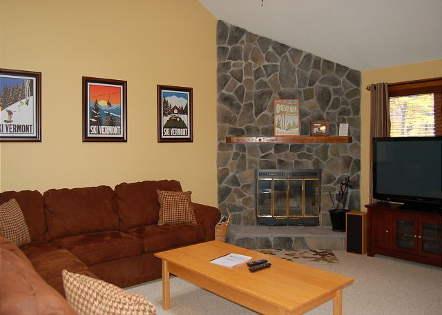 Ludlow vt united states kettle brook f3 slopeside for The family room vermont