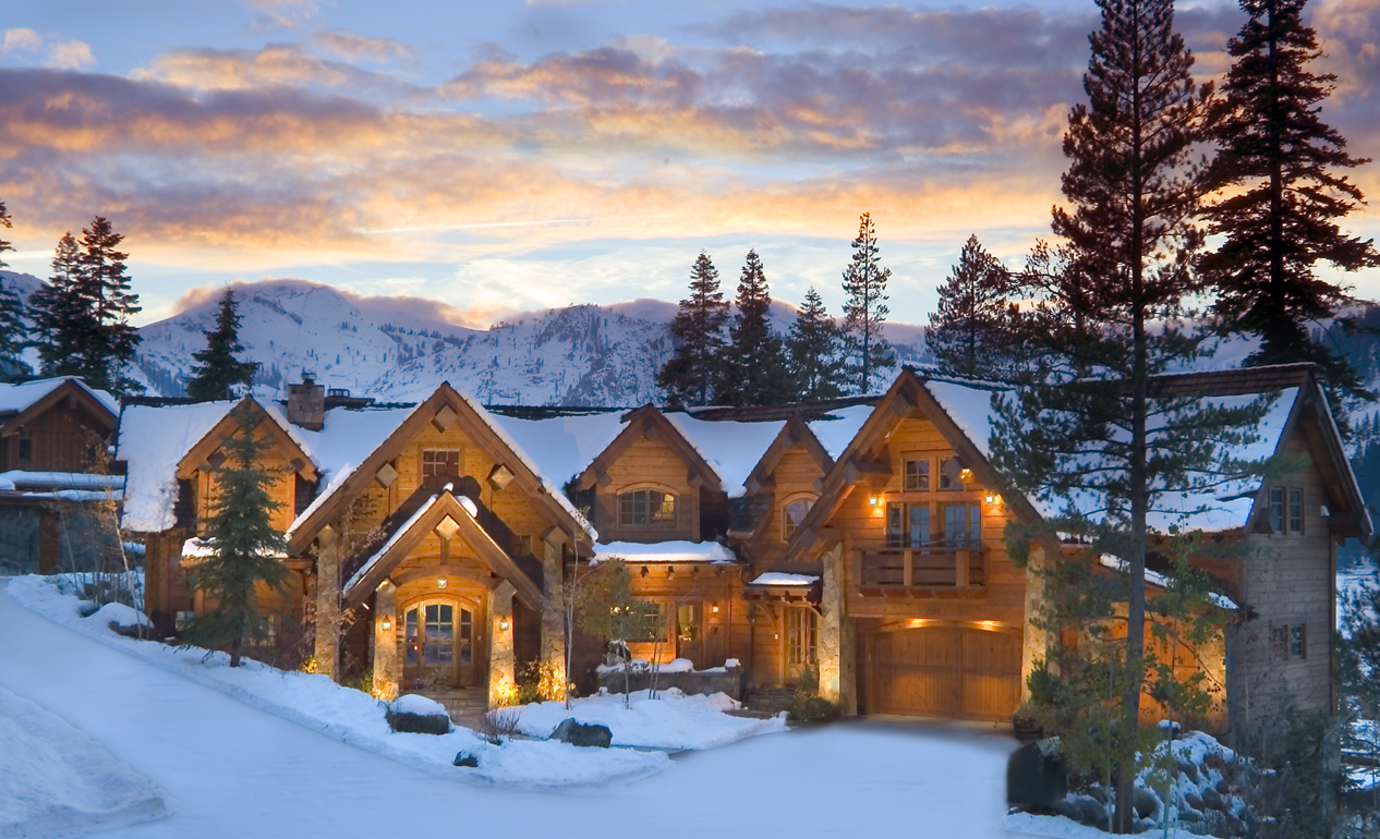 Lake Tahoe Vacation Rentals Broken Arrow Lodge At Squaw