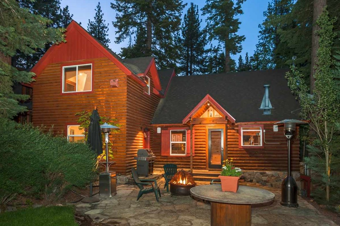 real city sale sales exterior cabins west lake is front best the tahoe shore for estate