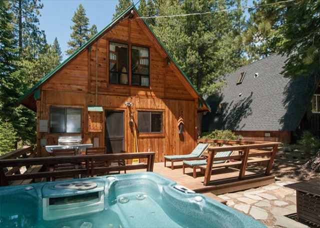 sleeps cottages cabin azure bedrooms rental ext properties lake tahoe avenue