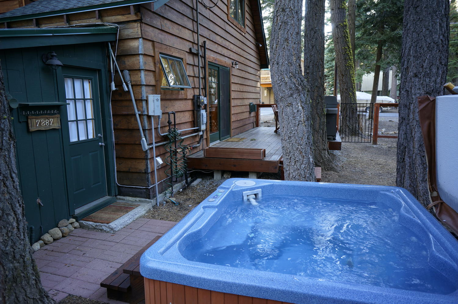 on cabins in watch youtube tahoe cheap lake winter