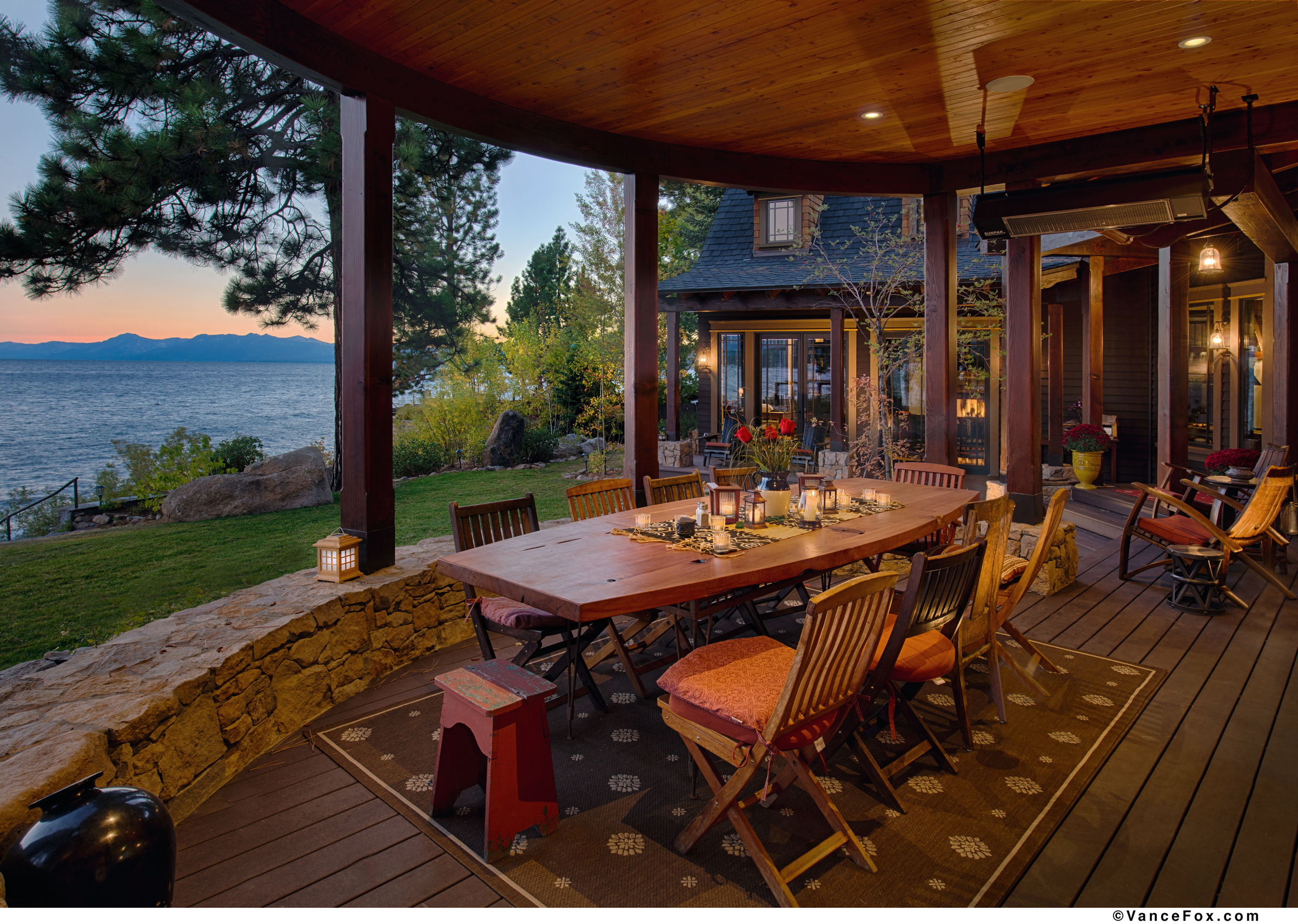 tahoe details at south cabin silverwood cfm lake photo cabins for lakefront classic property rental vacation rentals this