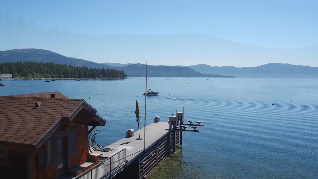View of Lake Tahoe from Boaters' Paradise vacation rental